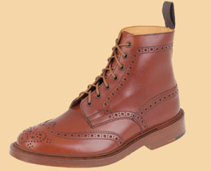 Trickers Stow country boot